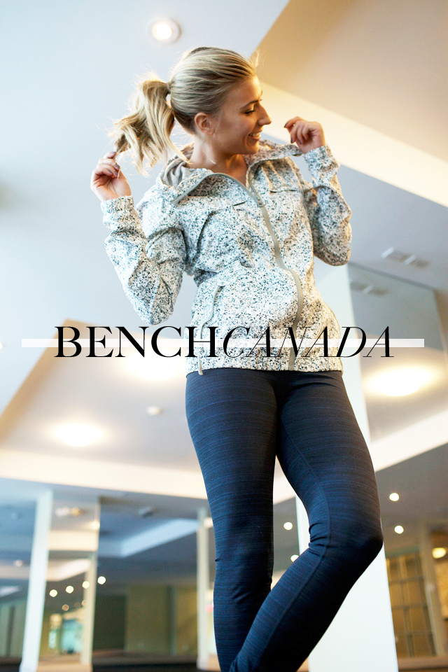 Bench clothing, Bench activewear, Bench Baddah Leggings, Bench Retrocag Jacket