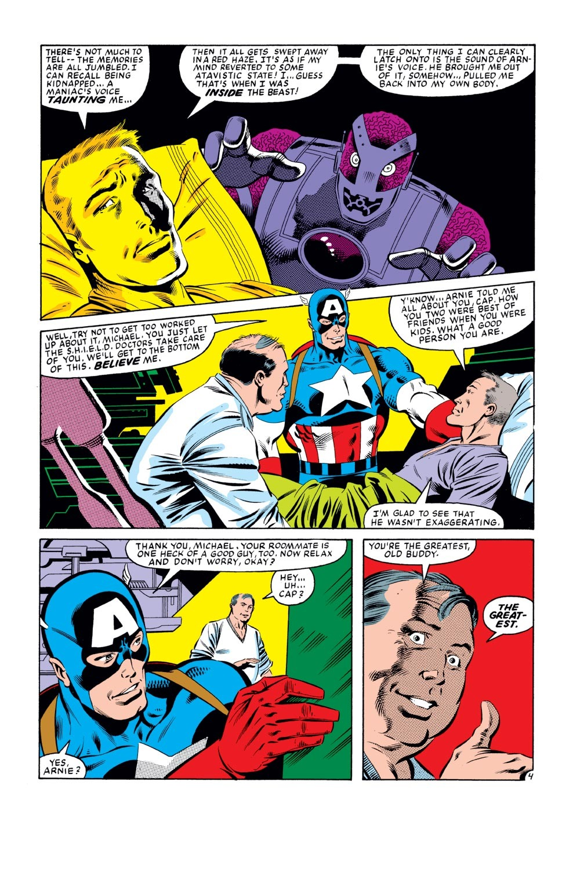 Captain America (1968) Issue #275 #191 - English 5