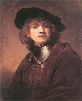 Logo Google Doodle Rembrandt van Rijn