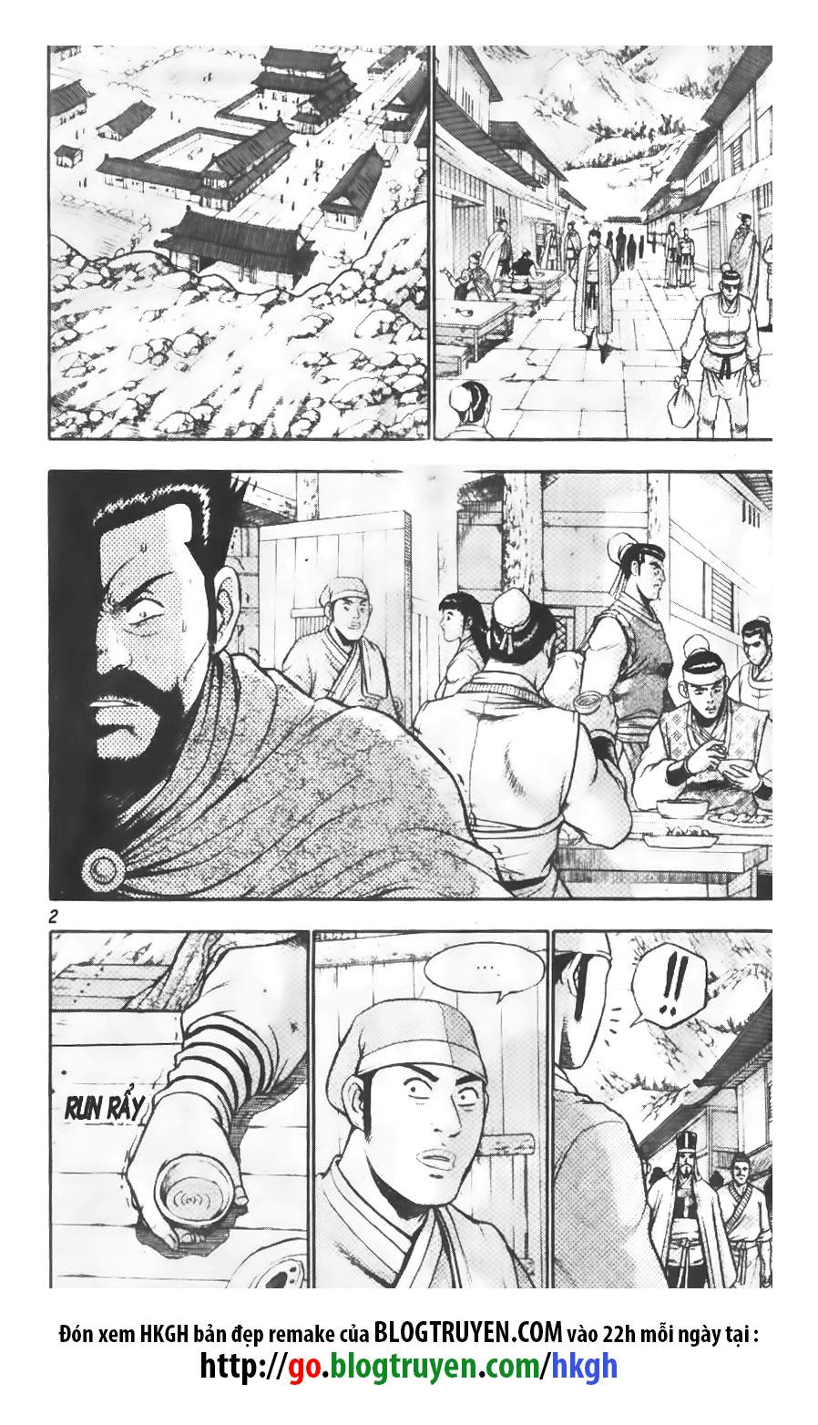 Hiệp Khách Giang Hồ chap 309 Trang 3 - Mangak.info