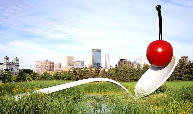 Minneapolis Sculpture Garden United States