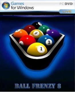 لعبة البلياردو 8 Ball Frenzy