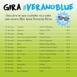 Gira #VeranoBlue
