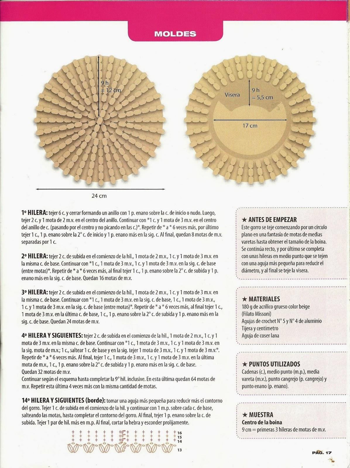 Lujo Gratuito De Punto Patrón Boina Ornamento - Manta de Tejer ...