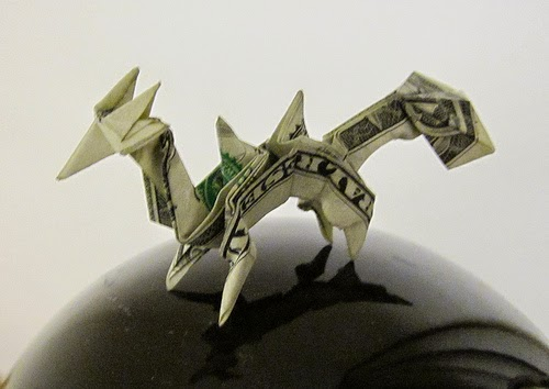 easy origami dragon instructions for kids