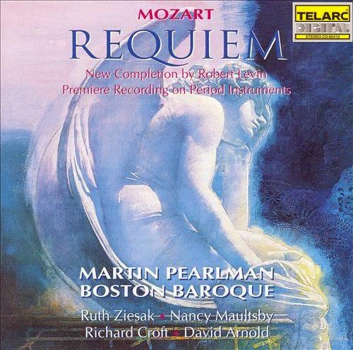 Mozart - Requiem · (Boston Baroque · Martin Pearlman)