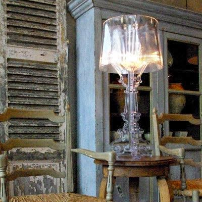 Lampara Bourgie, diseño de Ferruccio Laviani