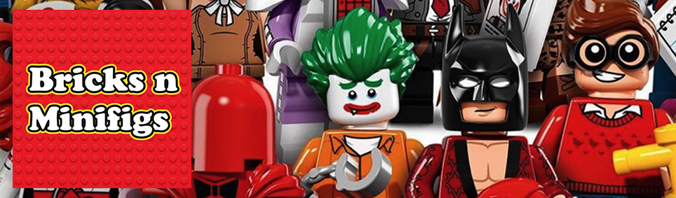 Bricks n Minifigs | LEGO Blog | LEGO News