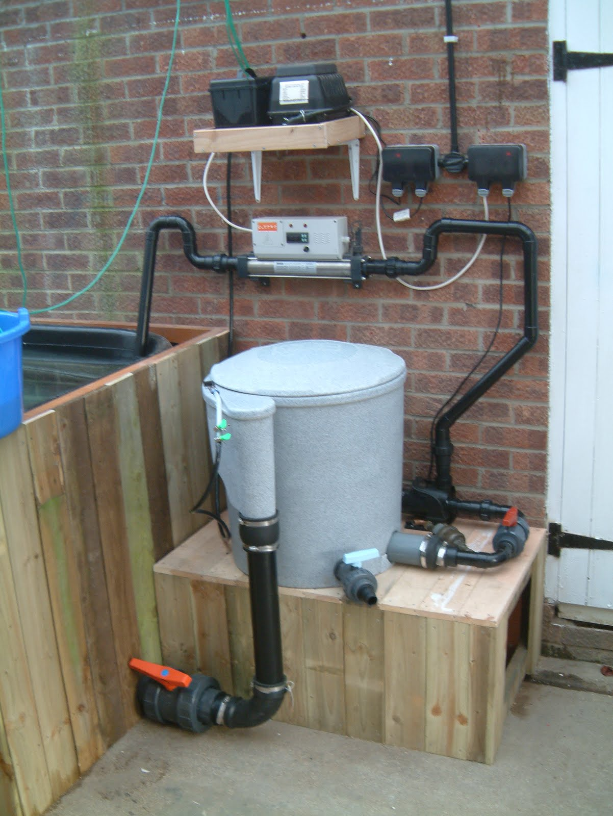 Crazy World Of Koi Pipework Fittings Amp Cider