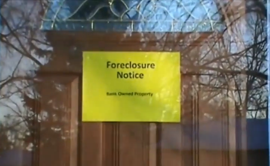 Foreclosure Notice Rick Dyer