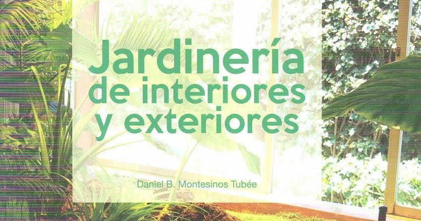 Libros librer as san francisco libro jardiner a de for Libros sobre jardineria