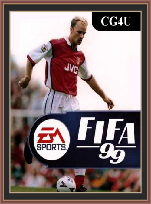 FIFA 99 Pc Game Cover | FIFA 99 Pc Game Poster