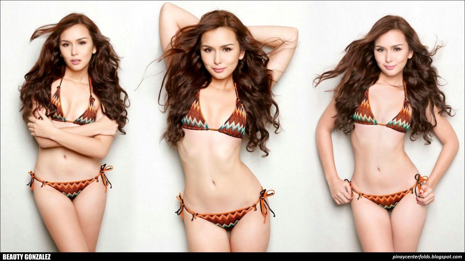 Beauty Gonzalez In FHM 2