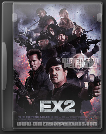 The Expendables (BRRip HD Español Latino) (2012)