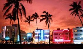 I'm in Miami Beach!