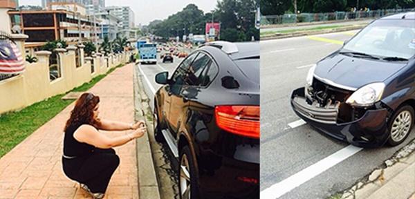 Pemandu BMW Bikin Panas, Biadab Punya Manusia!!