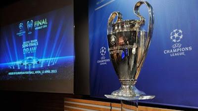 Drawing SemiFinal Liga Champions 2013