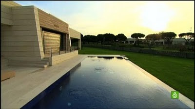 Christiano Ronaldo (CR7) Residence: Swimming Pool