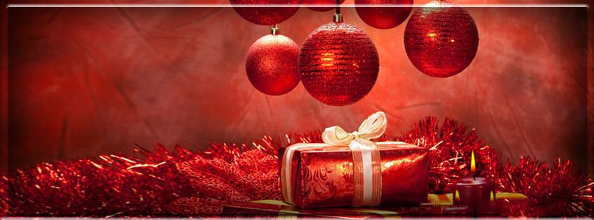 Holidays Event For Christmas Fb Cover Ocean