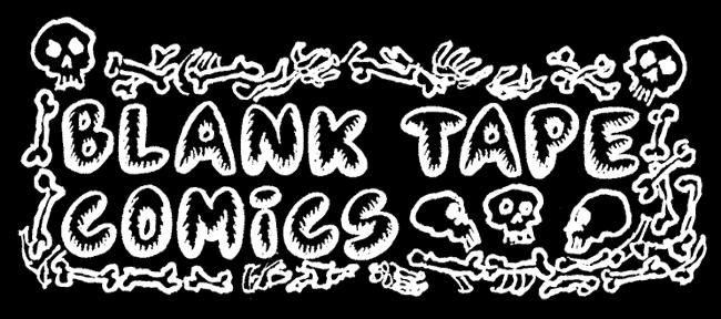 Blank Tape Comics