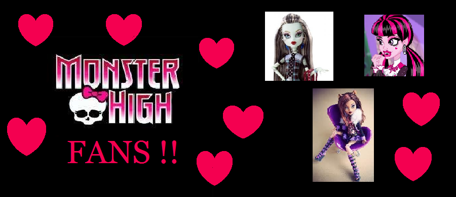 Monster High - Fans