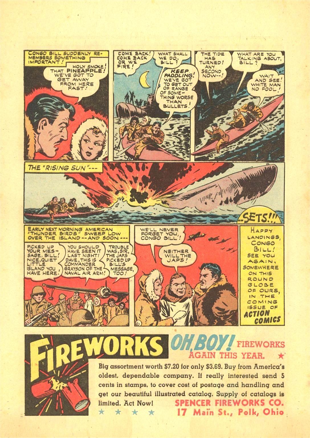 Action Comics (1938) 62 Page 48