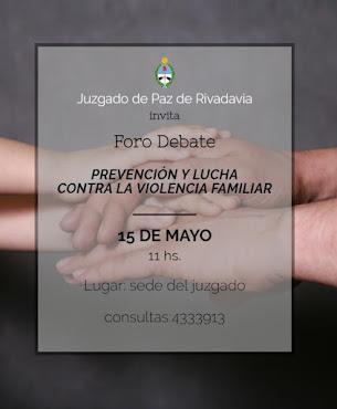 Capacitación en el Juzgado de Paz de Rivadavia