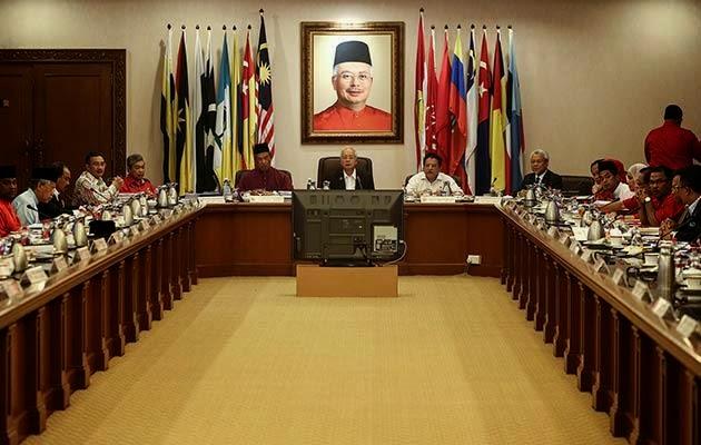 MT UMNO Beri Sokongan Padu Kepada Najib