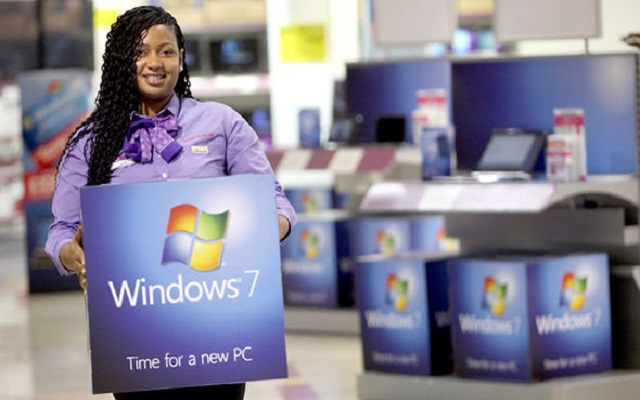 Use Windows 7 'at your own peril' Microsoft warns customers