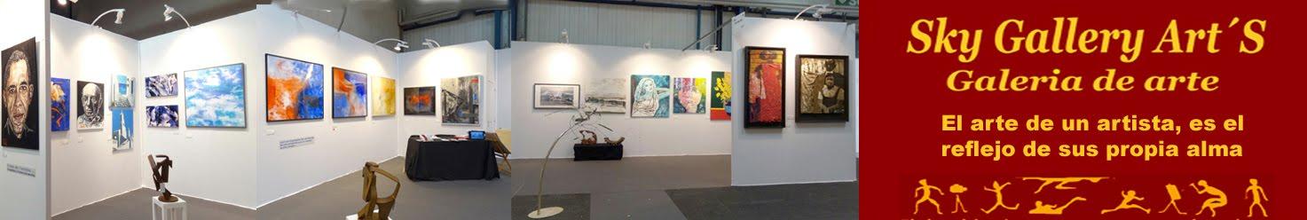 Sky Gallery Arts en ferias internacionales