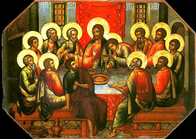 Random Musings from a Doctor's Chair: Maundy Thursday