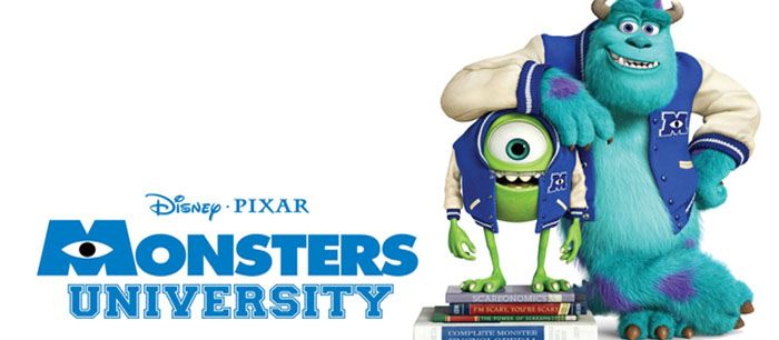 Monsters University (2013) - МОНГОЛ ХЭЛЭЭР -( HDCam Rip ) Animation | Adventure | Comedy