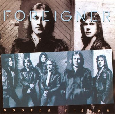 Foreigner Double Vision image