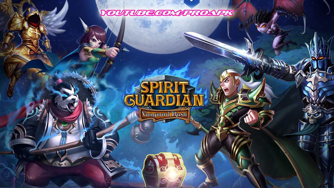 Spirit Guardian Gameplay IOS / Android