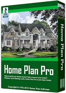 تحميل برنامج Home Plan Pro 5.2 لانشاء المخططات كاملا