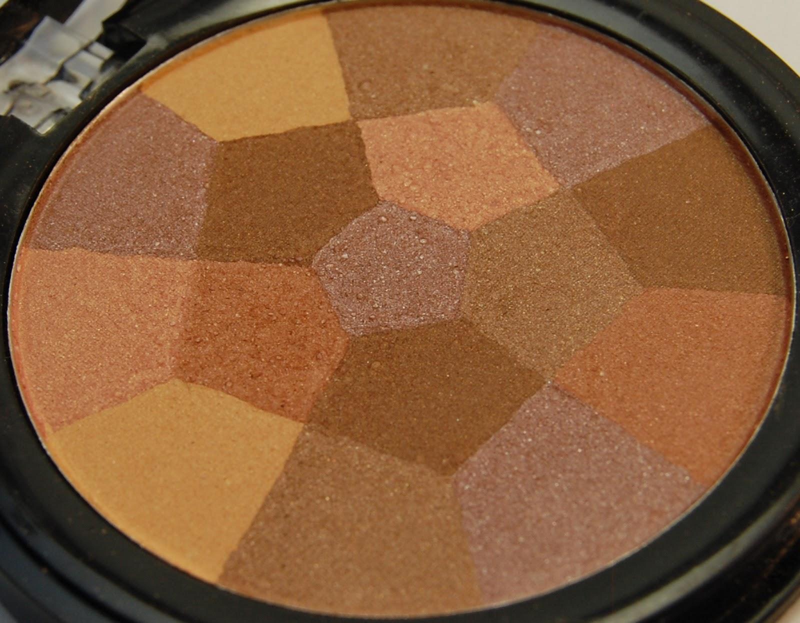 MUA Mosaic Bronzer Natural Glow, Shade 1