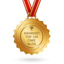 TOP 100 CAKE BLOGS WINNERS BY FEEDSPOT