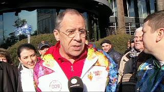 Лавров: бойкот Сочи – 'глупость и чушь'