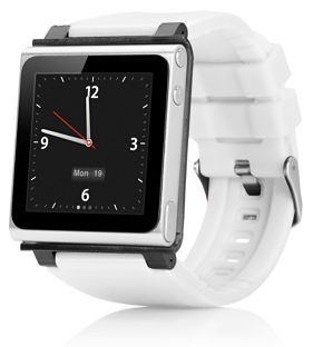 how to connect an apple watch to an ipod
