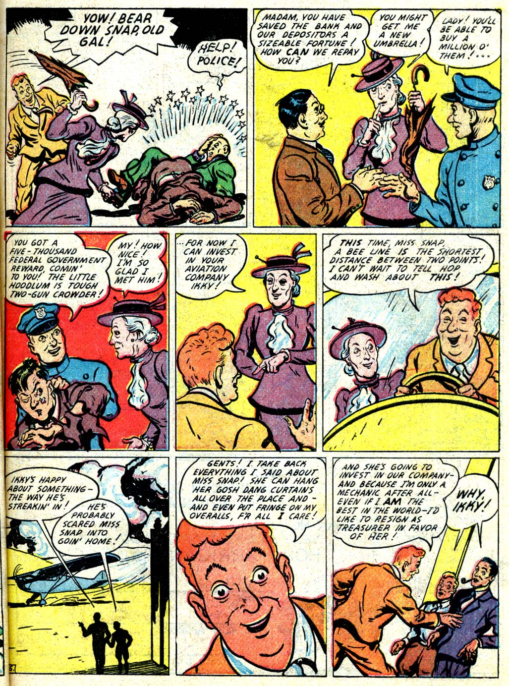 Read online All-American Comics (1939) comic -  Issue #15 - 19