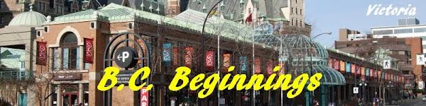 B.C. Beginnings