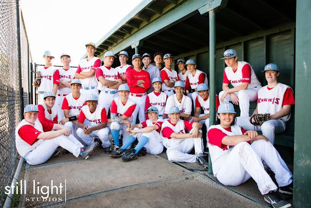 high school baseball team still light studios sports photography burlingame san mateo