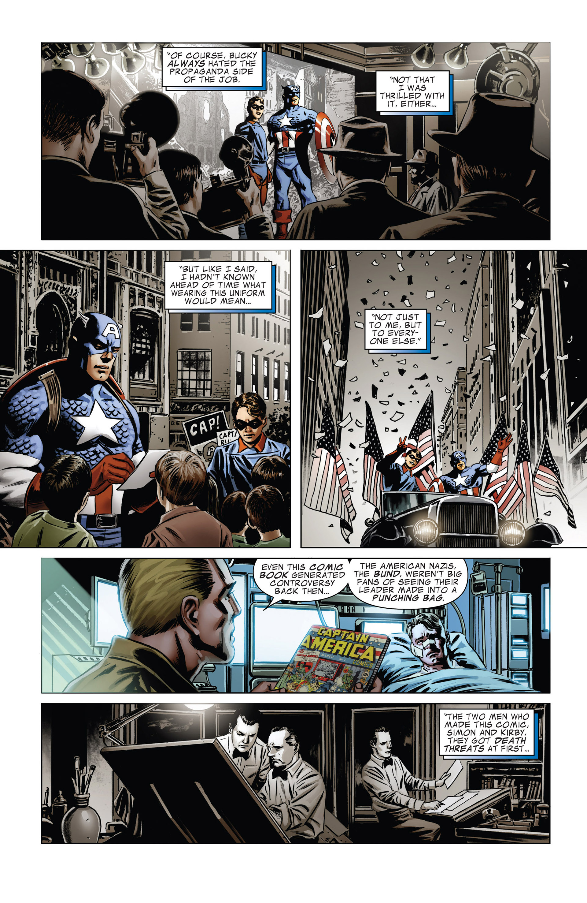 Captain America (2011) Issue #19 #19 - English 10