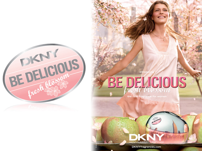 culture dkny be delicious fresh blossom parf m. Black Bedroom Furniture Sets. Home Design Ideas