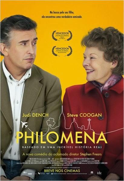"""Poster do filme """"Philomena"""""""