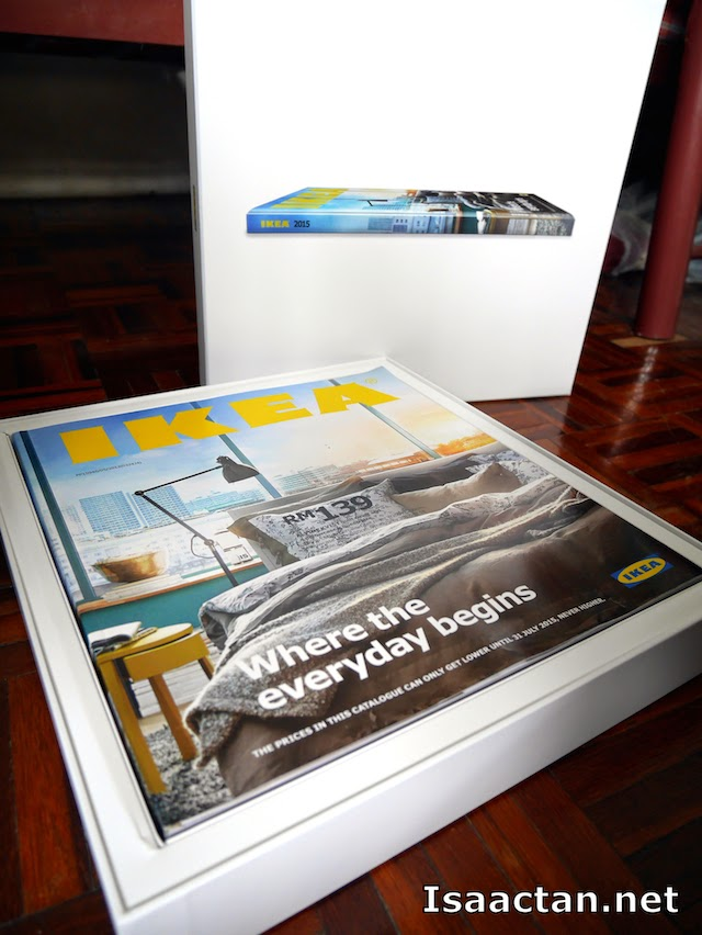 The 2015 IKEA Catalogue - Power Of A Book