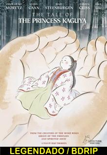 Assistir O Conto da Princesa Kaguya Legendado 2014