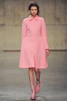 Розово палто Simone Rocha