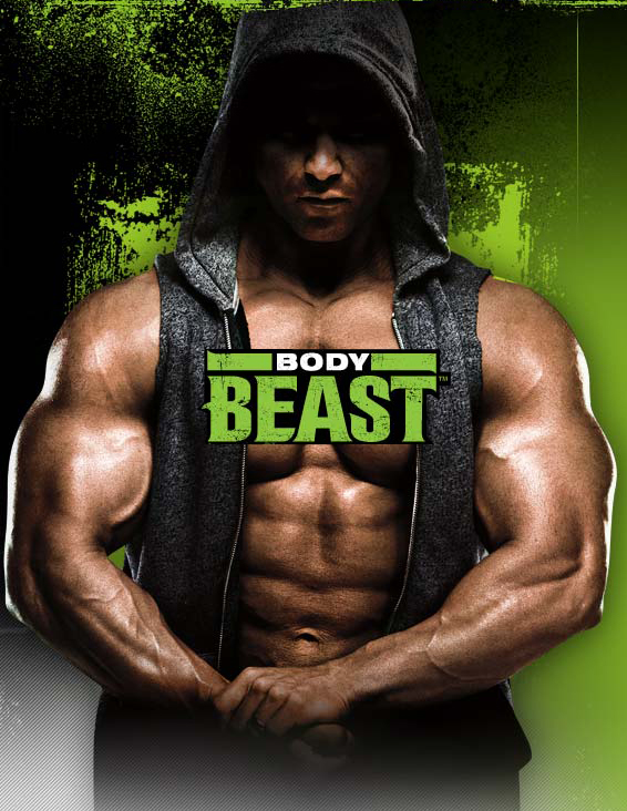 There are two schedule in body beast, body beast lean schedule and body beast huge schedule. if you want to get big but also need to lose some fat, you must do body beast lean schedule.