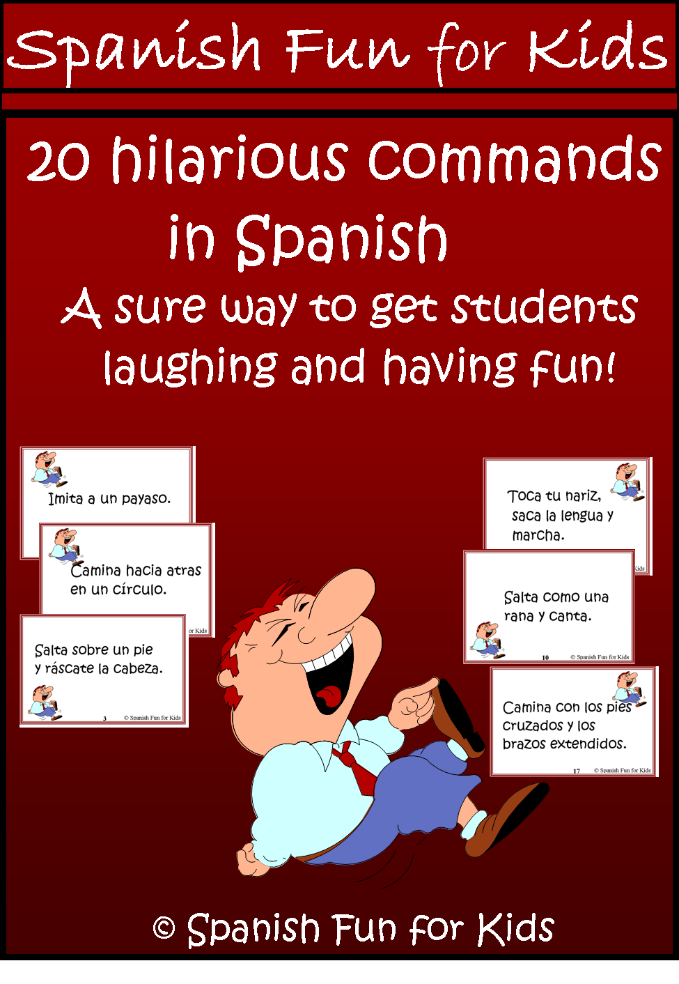Music And Spanish Fun Six Benefits Of Using Commands For